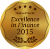 Mortgage Corp Awards - melbourne mortgage broker Excellent in Finance award 2015