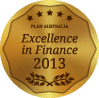Mortgage Corp Awards - Excellent in Finance 2013