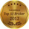 Mortgage Corp Awards - Top 50 Mortgage Broker 2012