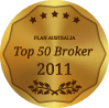 Mortgage Corp Awards - Top 50 Mortgage Broker 2011 Australia