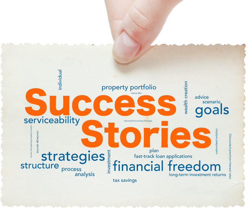 investment loan home loan success stories
