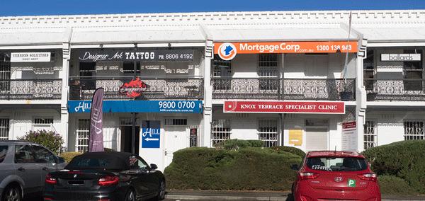mortgage broker knox