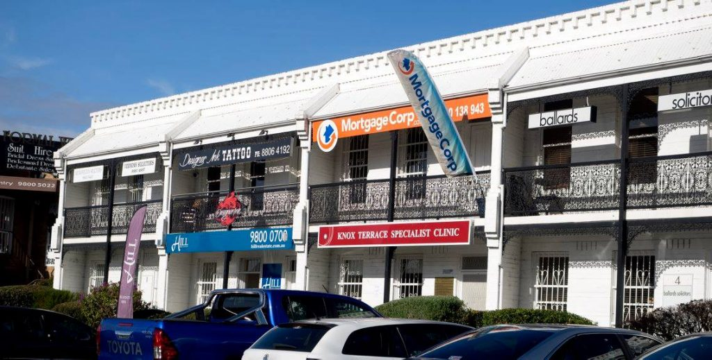 new office mortgage broker wantirna south